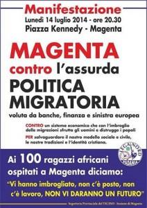 Contro l'assurda politica migratoria